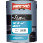 Водоэмульсионная краска для внутренних работ Johnstones Vinyl Soft Sheen