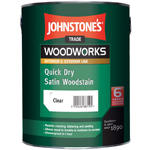 Johnstones Quick Dry Satin Woodstain